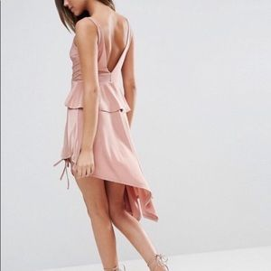 ASOS ruched dress - NWT, size 4 and 6